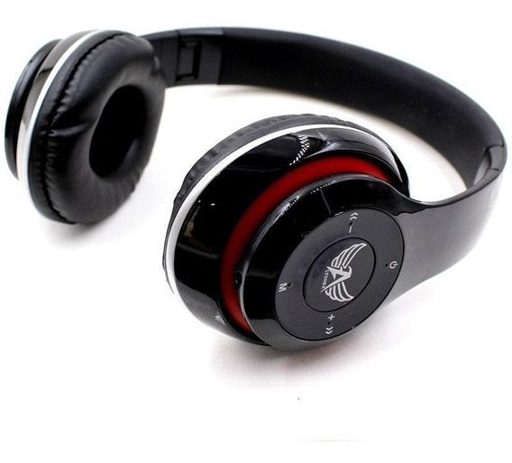 Fone Ouvido Bluetooth Chamada Micro Sd Fm P2 Mp3