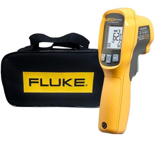 Termômetro Fluke Infravermelho 62 Max
