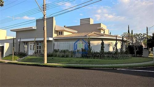 Casa Com 4 Dormitórios À Venda, 200 M² Por R$ 1.700.000,00 - Parque Residencial Damha - São José Do Rio Preto/sp - Ca1797