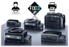 Experto En Servicio Técnico Impresoras Epson Brother