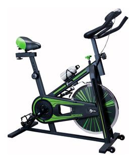 Bicicleta Fija Spinning Profesional 10kg Fitness Cardio Gym