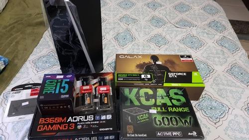 Pc Gamer Intel I5 9° 9400f 2,9ghz 16 Gb Ram  Geforcegtx 1660