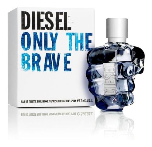 Perfume Loción Diésel Only The Brave - L a $1599