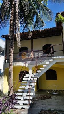 Casa Residencial Para Locação Fixa, Bairro Jardim Flamboyant, Cabo Frio-rj - Ca0973