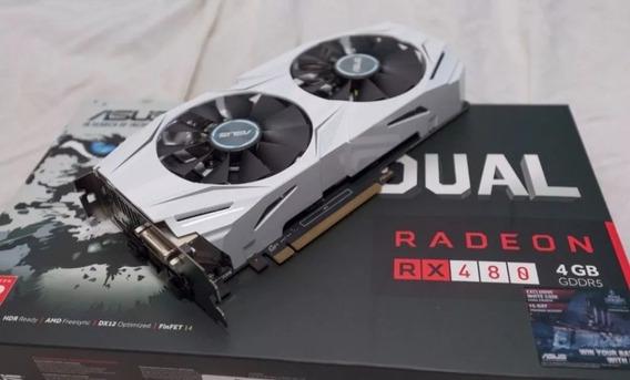 Tarjeta De Video Asus Radeon Rx480 4gb