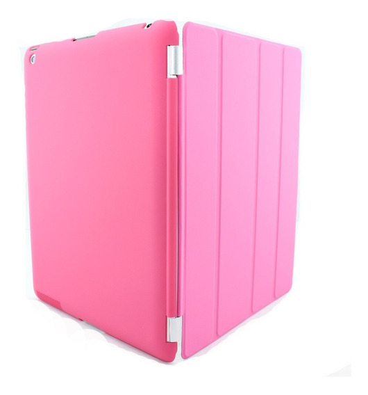 10 Kit Com Smart Cover iPad 2 3 4 + Traseira Case Protetora