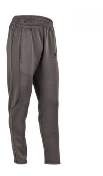 Pantalon Converse Wordmark Corey Pants - Gris -d1525816