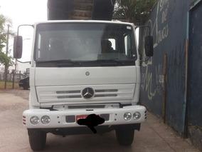 Mercedes-benz 2726 K 6x4 Ano 2009 Pneus Novos / Traçado