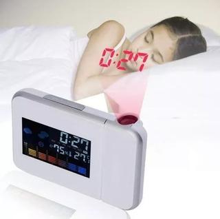 Nuevo Despertador-reloj Led
