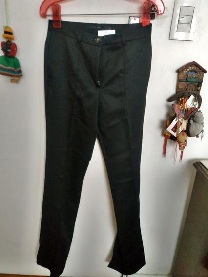 Pantalon De Vestir, Portsaid Con Muy Buena Caida.