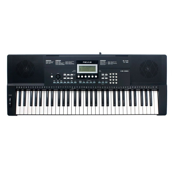 Teclado Roland Revas Arranjador Pitch Band Kb330