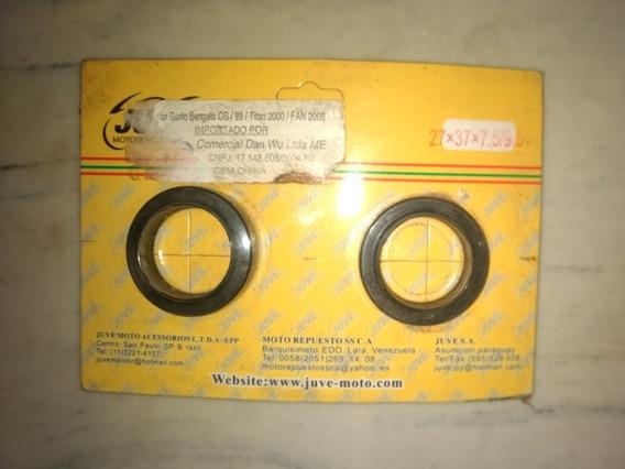 Retentor De Bengala Cg 125 1976 A 1979 Antiga
