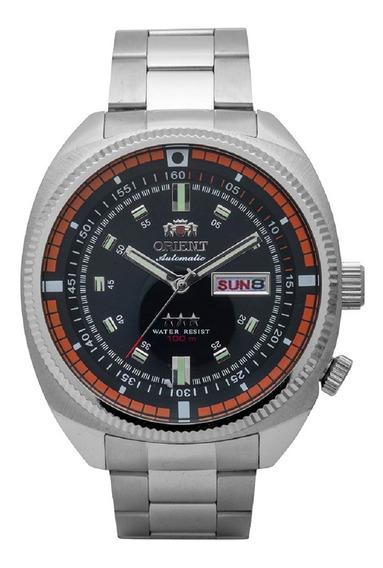 Relógio Orient E Technos Masculino F49ss002 P1sx 6p29aim/8a