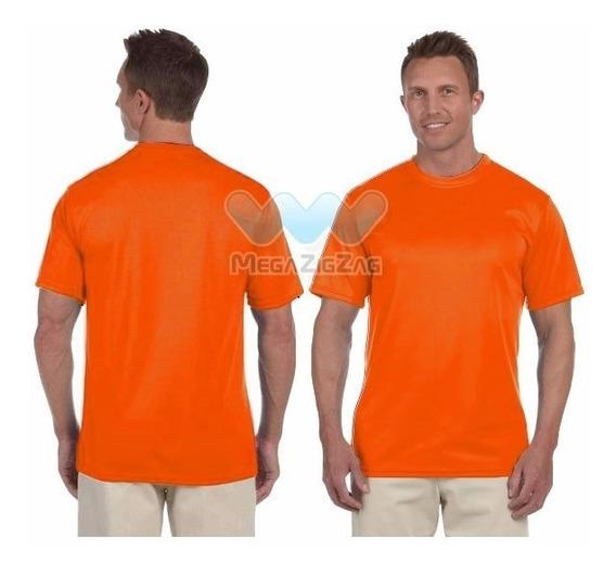 3c14231f1de6 Polera Naranja - Poleras Hombre en Mercado Libre Chile