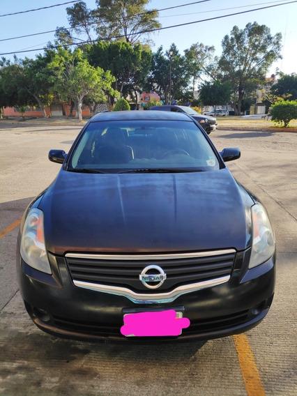 Nissan Altima Sl 2.5 Cvt