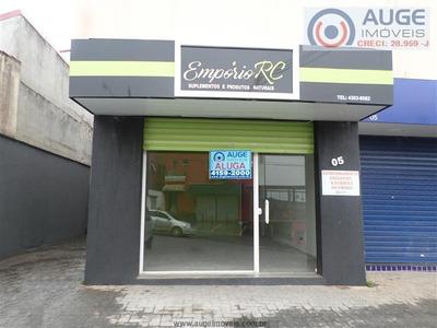 Salões Comerciais Para Alugar Em Vargem Grande Paulista/sp - Alugue O Seu Salões Comerciais Aqui! - 1423726