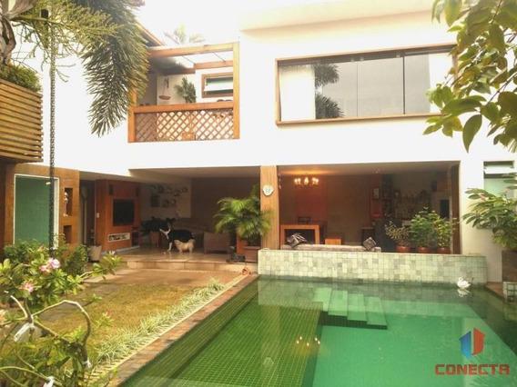 Casa Para Venda Em Vitória, Mata Da Praia, 4 Dormitórios, 3 Suítes, 6 Banheiros, 4 Vagas - 70107