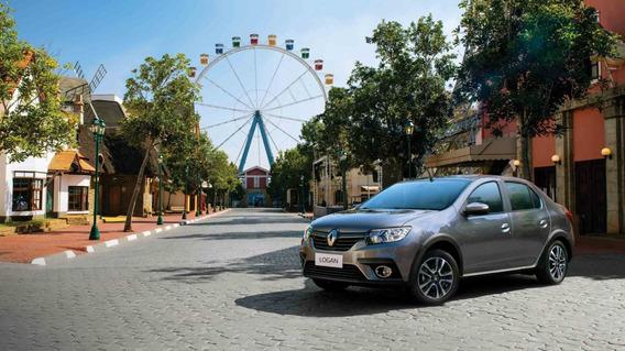 Renault Logan Life + Ph2 2020