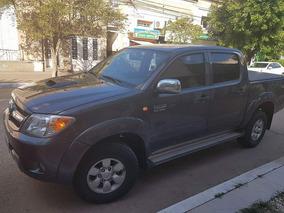 Toyota Hilux 3.0 I Srv Cab Doble 4x2 (2009)