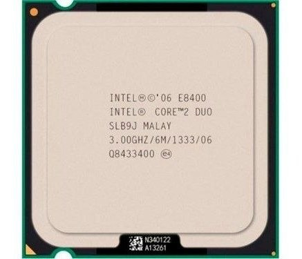 Processador Core 2 Duo E8400 Intel 3.00ghz Lga775 Barato