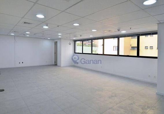 Sala, 54 M² - Venda Por R$ 490.000 Ou Aluguel Por R$ 2.000/mês - Brooklin Paulista - São Paulo/sp - Sa0242