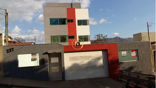 Apartamento À Venda Com Área Privativa - Ibl805
