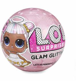 Muñeca Surprise Lol Serie 2 Glitter Glam Original