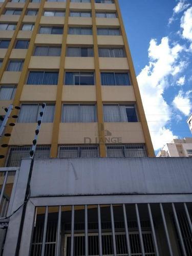Imagem 1 de 20 de Apartamento Com 3 Dormitórios À Venda, 144 M² Por R$ 550.000 - Cambuí - Campinas/sp - Ap17736