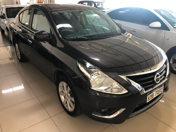 Nissan Versa Advance T/m
