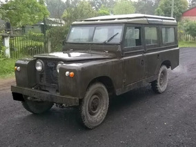 Land Rover Defender Serie 2a Gnc 1961