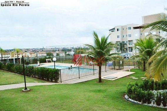 Apartamento Residencial À Venda, Jardim Yolanda, São José Do Rio Preto. - Ap0654