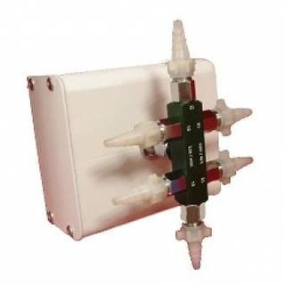 Mini Tablero Auxiliar Manifold Dars6 De Oxigenoterapia Frl