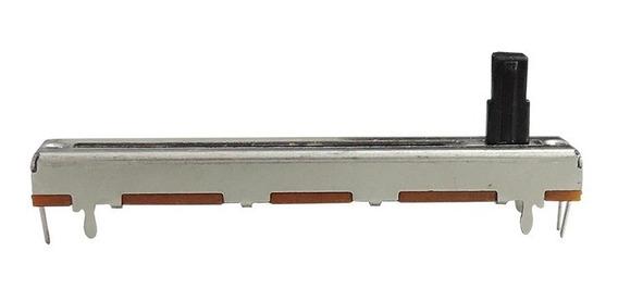 Potenciômetro Deslizante 20k 60mm Percurso 45mm 20 Unidades