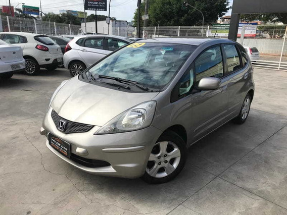 Honda Fit Lx 1.4 16v Flex Aut.