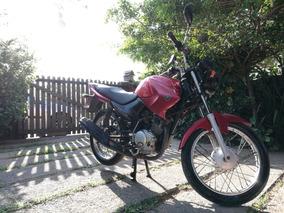 Moto Yamaha Ybr 125 K Preta Ano 2013