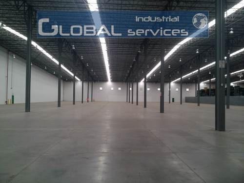 Toluca, Bodega Industrial En Renta.