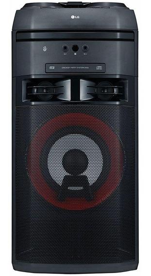 Mini System Torre Lg Ok55 500w Bluetooth Entrada Auxiliar