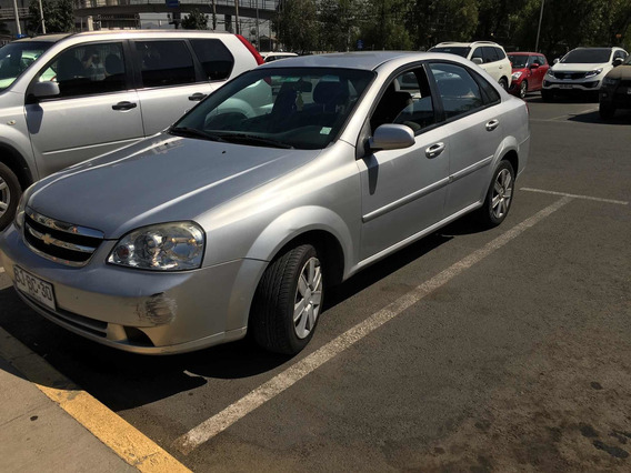 Chevrolet Optra Ii Ls 1.6 2008 Mecánico