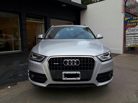 Audi Q3 2.0t 211cv At Cuero 2013 Recibo Bitcoin