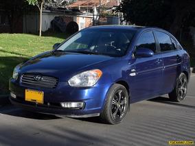 Hyundai Accent Vision Gls Mt 1.6 4p 16v 2ab