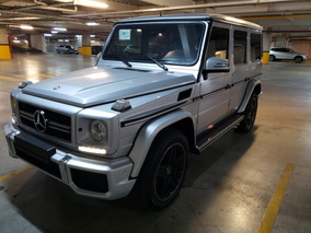 Mercedes-benz Clase G G63 Amg Blindada Nivel V