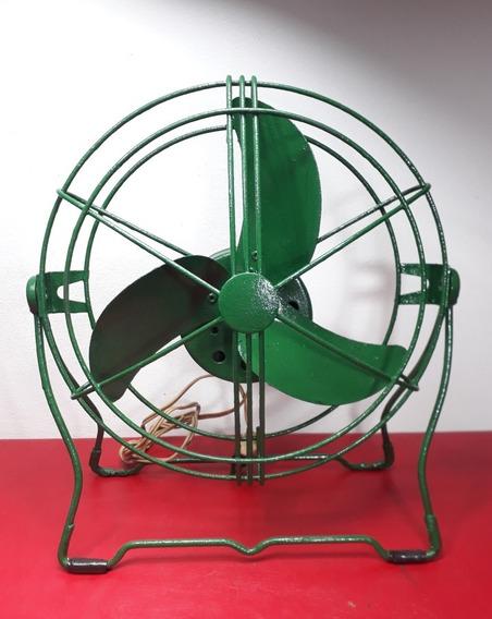 Ventilador De Mesa - Vintage - Funcionando!