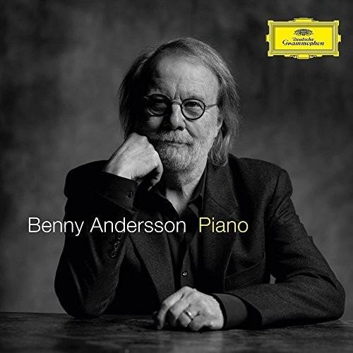 Benny Andersson Piano Vinilo Lp Us Import