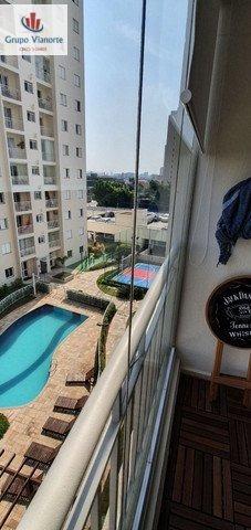 Apartamento A Venda No Bairro Vila Guilherme Em São Paulo - - P0207-1