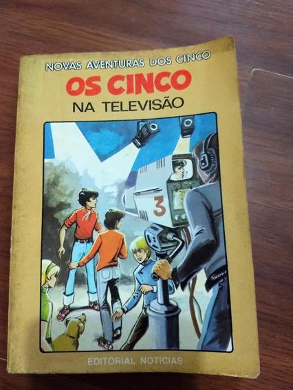 8 Livros Infanto Juvenis Portugueses Enid Blyton Lote