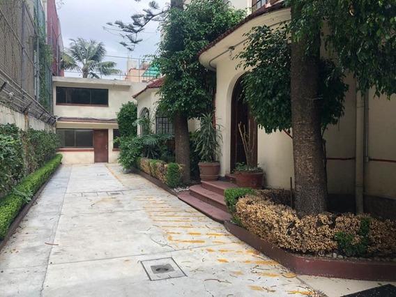 Casa Para Oficinas En Venta En Colonia Del Valle