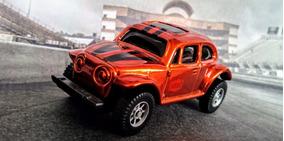Volkswagen Escarabajo Off-road Maisto Nuevo Suelto