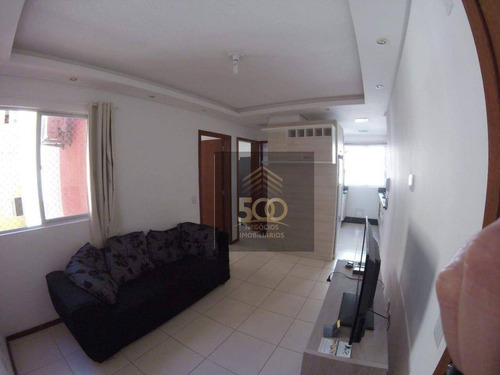 Imagem 1 de 13 de Apartamento Com 2 Dormitórios - Real Parque - Ap2112