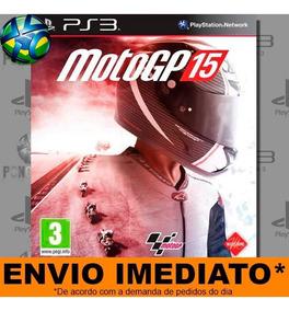 Jogo Ps3 Motogp 15 Psn Play 3 Mídia Digital