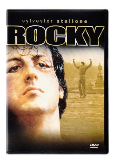 Rocky Sylvester Stallone Pelicula Dvd